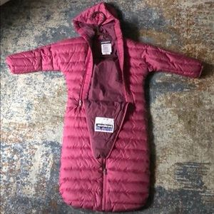 Patagonia Down Baby Bunting Snowsuit